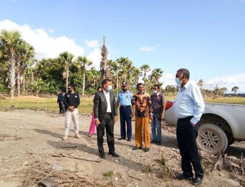 Visita de SE o Vice-Ministro do MAE a Bobonaro