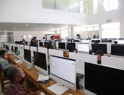 Exames escritos de seleção de administradores de Postos Administrativos